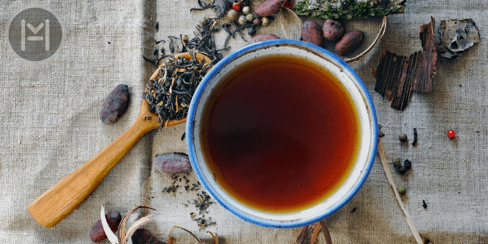 خواص درمانی دمنوش چای هفت گیاه