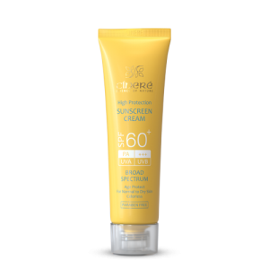 کرم ضد آفتاب SPF60 بدون رنگ سینره