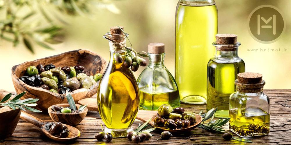 روغن زیتون و درمان بیماری ها
