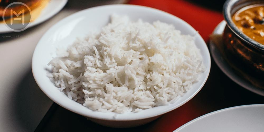 فایده های برنج