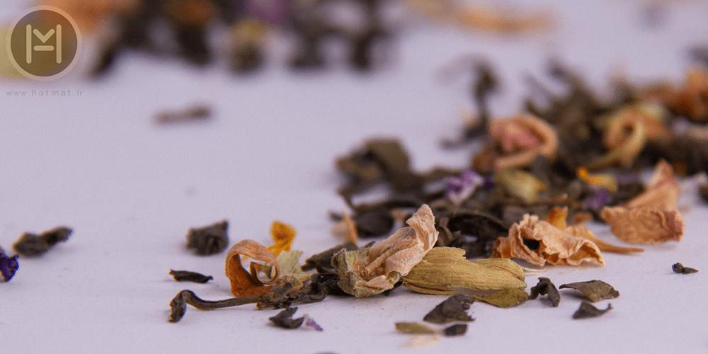 دمنوش چای 7 گیاه برای تقویت سیستم ایمنی