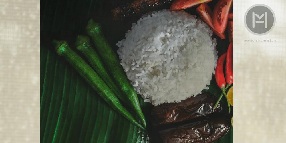 برنج هاشمی گیلان